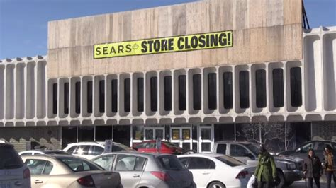 sears furniture kitchener end of a retail era sears canada closes remaining stores