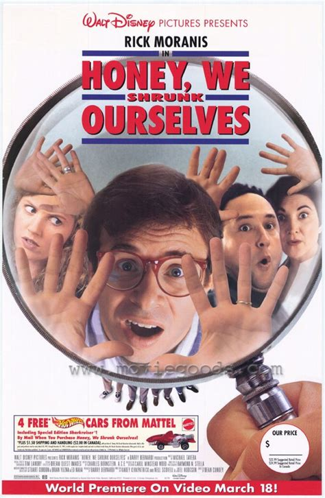 honey we shrunk our selves honey we shrunk ourselves profile reviews