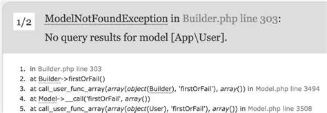 laravel exception tutorial quản l 253 lỗi v 224 ghi log trong ứng dụng laravel