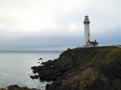 san francisco lighthouses map panoramio photo of pigeon point lighthouse san mateo