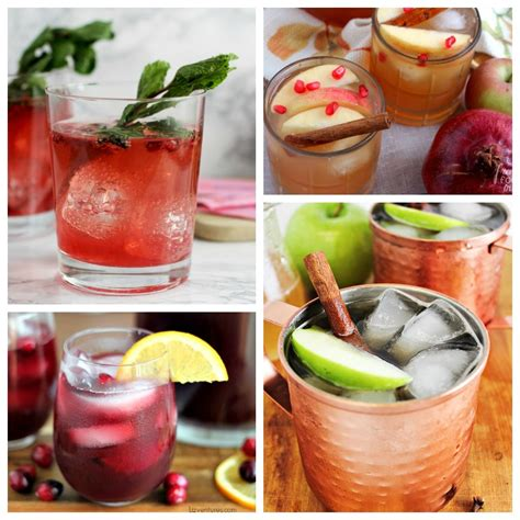 festive holiday cocktails fresh origins 10 festive fruity holiday cocktails work it wednesday