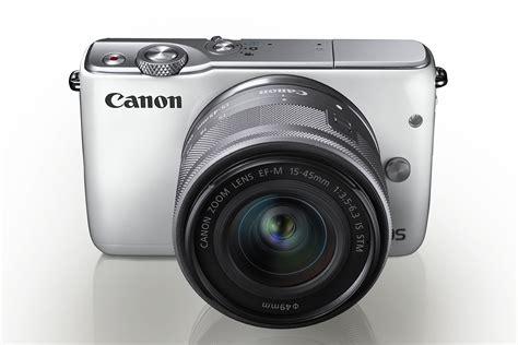 Kamera Canon M10 Second canon eos m10 med selfiesk 228 rm kamera bild