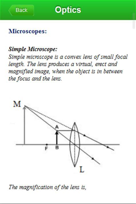 download optics physics google play softwares