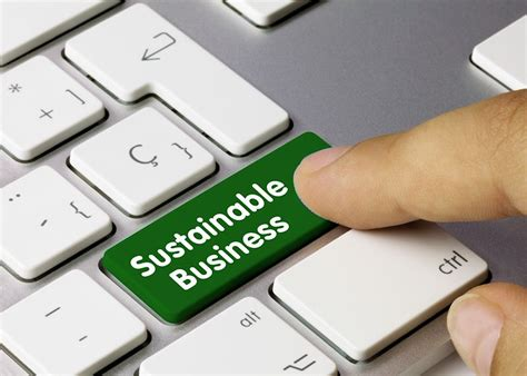 What Can I Do With Sustainable Mba by The Importance Of Sustainability As A Business Value