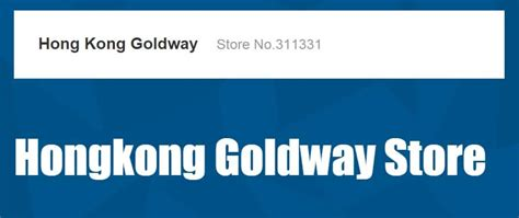aliexpress goldway is goldway a trustworthy mobile phone store in aliexpress