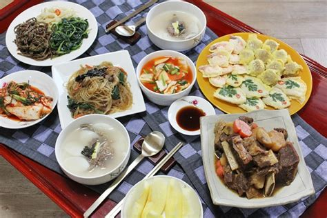 do you know your traditional lunar new year s food soompi