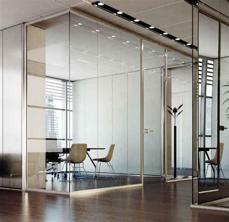 pareti vetro ufficio pareti ventilate facciate continue pareti vetro