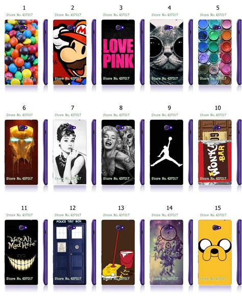 Words 0894 Casing For Sony Xperia Z3 Hardcase 2d buy sony xperia z3 pattern back cover word phrase pc sonysony compact at