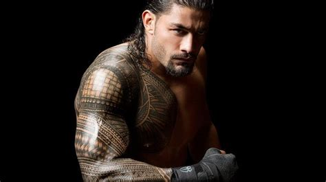 roman reigns tattoo 17 best images about superstars on cm