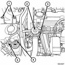 2004 dodge 2 7 liter engine coolant diagram 2004 free