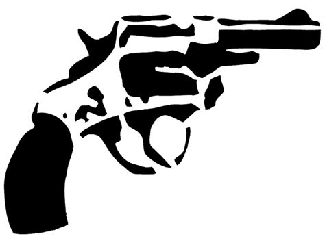 printable gun stencils 66 best images about street art on pinterest house