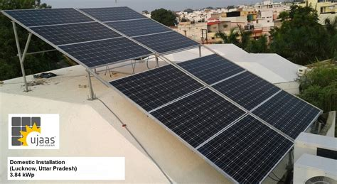 solar companys ujaas home one of the top 10 solar companies in india