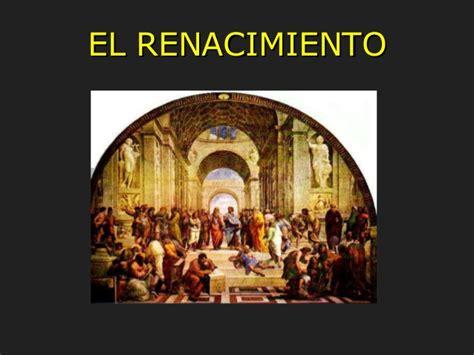 imagenes figurativas del renacimiento historia del renacimiento