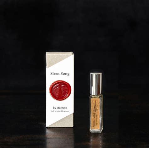 Parfum Siren siren song sfumato parfum een nieuwe geur voor en
