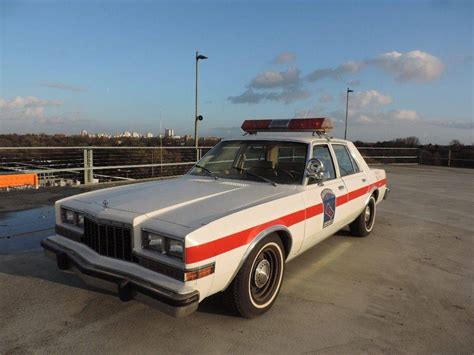 1982 dodge diplomat for sale dodge diplomat 1982 offered for usd 16 765