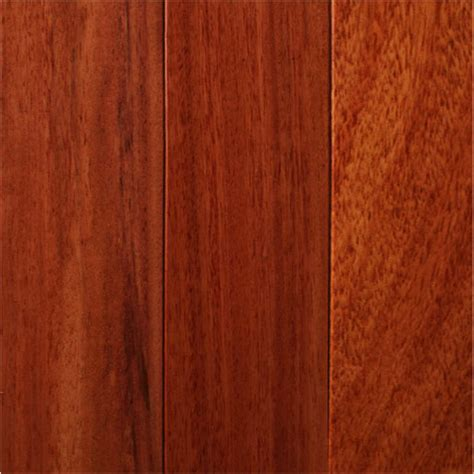 """Santos Mahogany 3/4"""" x 3"""" x 1 7' Clear **Out of Stock"""