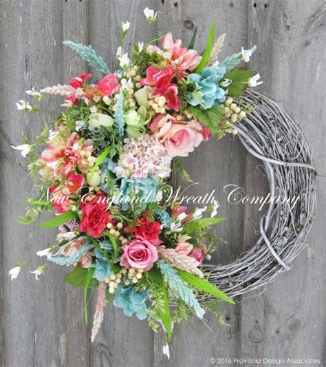 springtime wreaths spring wreath easter wreath spring floral by