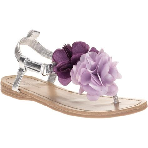 purple flower shoes purple flower sandals purple flower