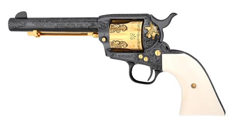 peace maker frontier marshal peacemaker revolver the american