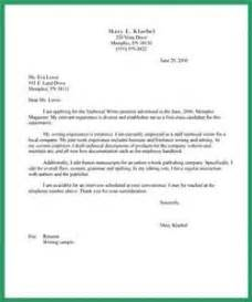 Cover Letter Types by 3 Types Of Business Letters The Best Letter Sle