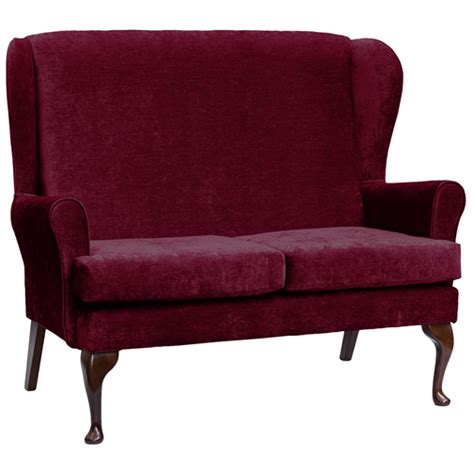 Plum Sofa by Cavendish Furniture Mobilitymatching 2 Seat Sofa Plum