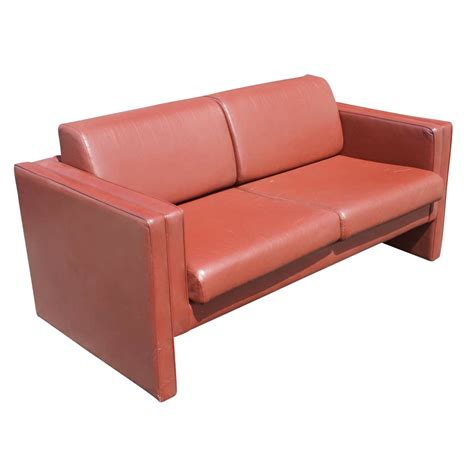 love sofa ebay brayton international leather settee love seat sofa ebay