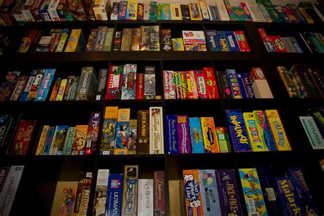 Wall To Wall Bookcase New Board Game Caf 233 Welcomes You But Not Your Laptop
