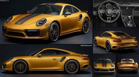 porsche exclusive series 2018 porsche 911 turbo s exclusive series motavera com
