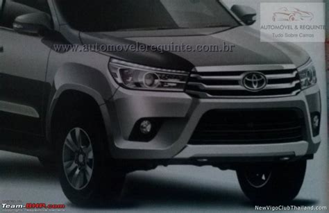 Lu Fortuner new toyota fortuner on test in thailand page 3