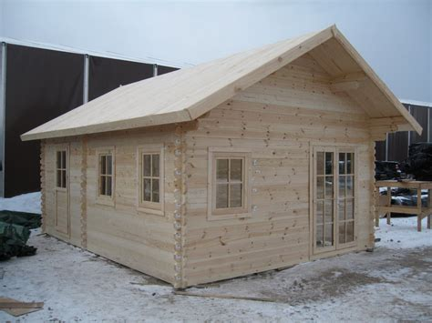 Gartenhaus Mit Schlafboden