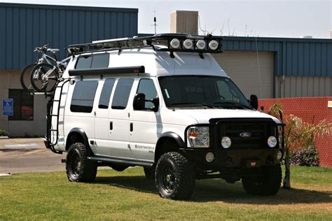 Roof Rack For Minivan by Ford Roof Racks Aluminess