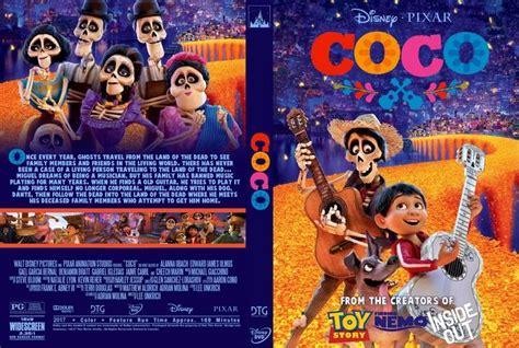 film coco nederlands coco 2017 dvd custom cover custom dvd cover designs