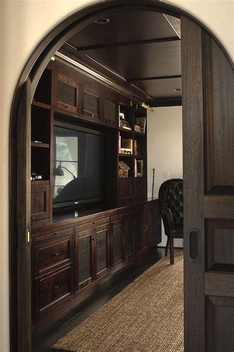 built in cabinet doors built in media cabinets design ideas