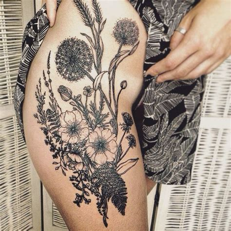 tattoo placement stretching 1000 ideas about flower leg tattoos on pinterest hip