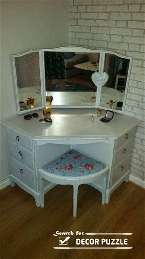 Small Corner Vanity Table 25 Best Ideas About Corner Dressing Table On Pinterest Diy Dressing Tables Dressing Table