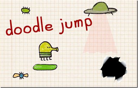 Doodle Jump Coming To Blackberry Z10 Q10 Next Week