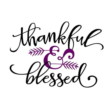 blessed images thankful blessed phrase graphics svg dxf eps png cdr ai