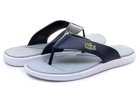 slippers lacoste lacoste slippers l 30 162spm0050 bn7 shop for