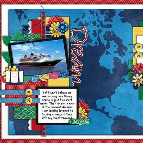 scrapbook layout ideas cruise 552 best disney cruise scrapbooking ideas images on