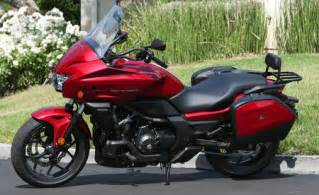 Honda Ctx700t Review 2014 Honda Ctx700 N Review Motorcycle