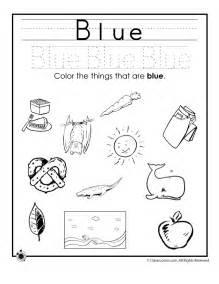 learning colors worksheets preschoolers woo jr kids activities