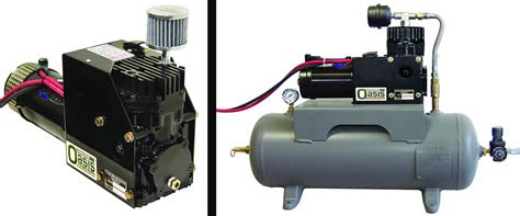 expertec onboard vehicle mounted air compressors
