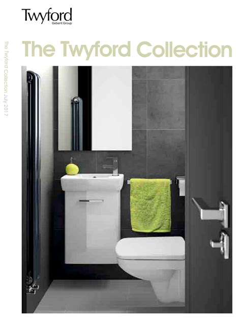 order the latest twyford bathroom brochure twyford bathrooms