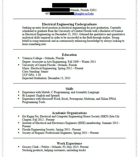 sle resume for engineering students india 100 images resume sles for mechanical engineers 100 images