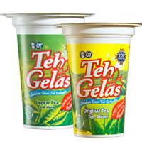 Teh Gelas 1 Dus teh gelas distributor minuman kemasan harga grosir