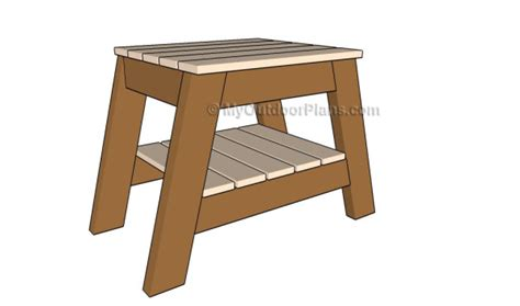 free woodworking plans end table end table plans myoutdoorplans free woodworking plans