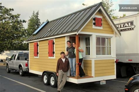 tiny house washington cozy tiny house for rent in olympia wa