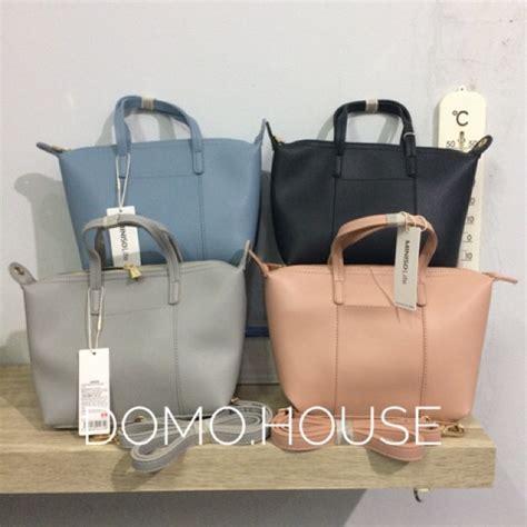 Miniso Sling Bag Bag miniso classic handbag tas selempang sling bag tote