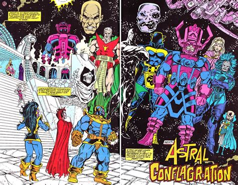 Infinity Gauntlet Comic The Infinity Gauntlet