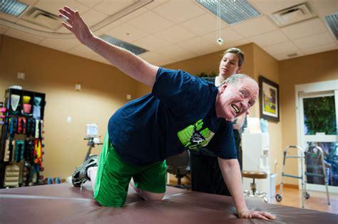 Wellness Detox Center Parkinsons by For Parkinson S Patients Exercise Is Medicine Biodex